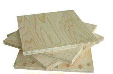 Supply 13mm 4X8 High-Quality Green Pine Wood Veneer Plywood (used as highchairs) 1