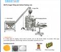 SW-PL2 Cassava Flour packing machine