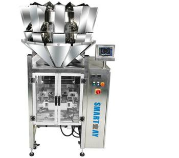 2016 SW-M10 weigher for beans,rice,white sugar vertical automatic packing  3