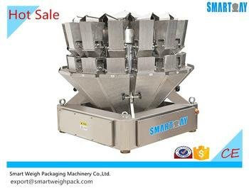 2016 SW-M10 weigher for beans,rice,white sugar vertical automatic packing  4