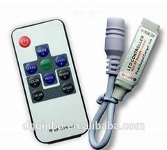 RGB LED Strip Light Remote Control With DC