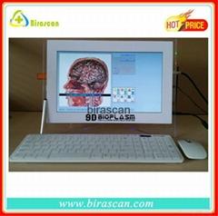 touch screen 9d cell nls bio quantum health analyzer laptop