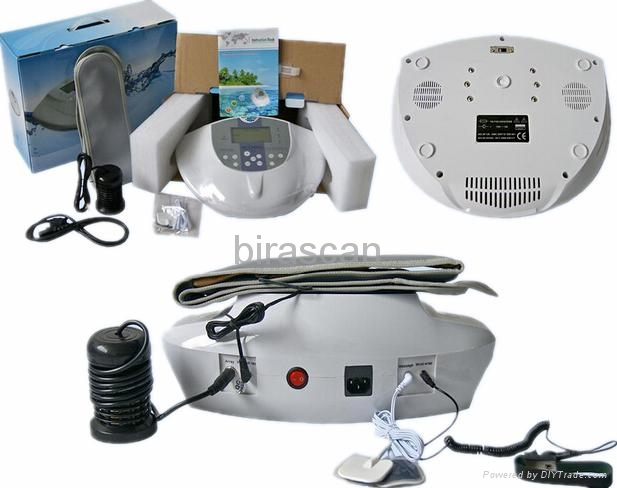 dual detox foot ion clease machine for sale 5