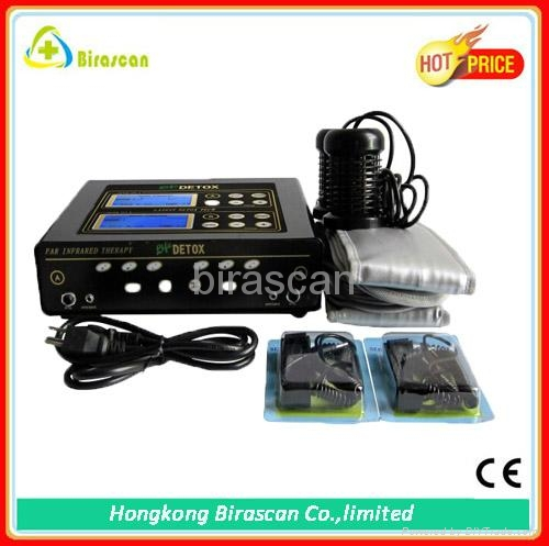 dual detox foot spa ion clease machine for hydrotherapy 1