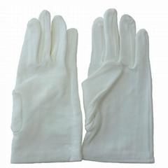 棉質正裝軍隊儀仗隊樂隊手套