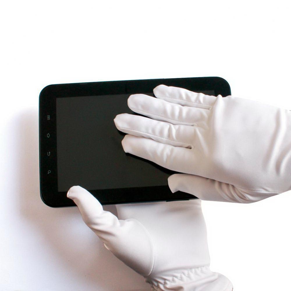 手錶珠寶數碼相機鏡頭行業超細纖維手套 4