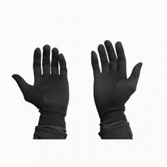 摩托車滑雪運動保暖手套內襯桑蠶絲手套