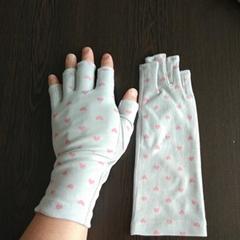 夏日女式防晒防紫外線UV手套