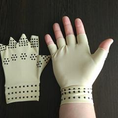 健康理療緩釋疼痛關節炎手套