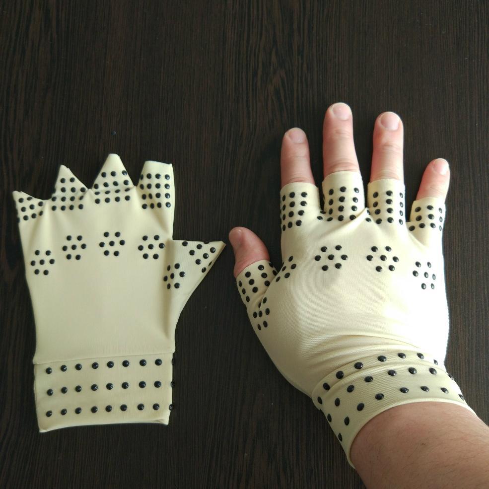 健康理療緩釋疼痛關節炎手套 2