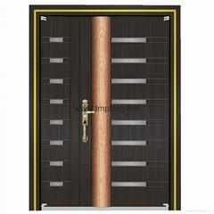 T003 copper door