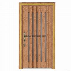 T004 copper door