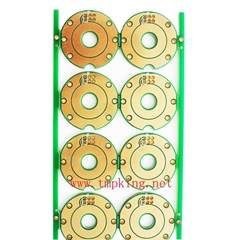 double-sided immersion gold PCB board