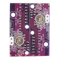 double-side purple oil PCB Board