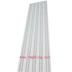 Single-side aluminum base plate PCB board