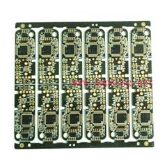 Four-layer Black oil PCB board