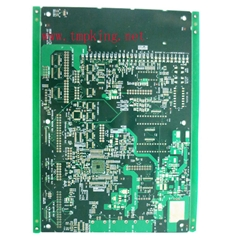 Eight-layer immersion silver PCB board