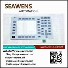 ABB Touch screen & Membrane Keypad