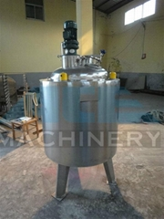 Stainless Steel Jacketed