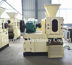 Briquette machine for coal, charcoal, iron powder, wood, saw dust pressing