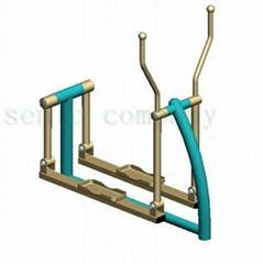 厂家直销户外小区公园健身器材 平步机