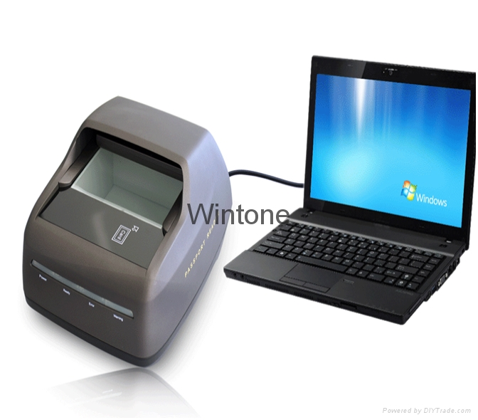 OCR Passport Reader ID card scanner 3