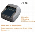 ICAO standard multi-functional document passport scanner OCR ID scanner 2