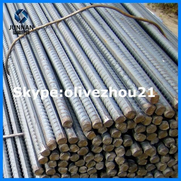 12m Low Price Reinforcing Steel Bar Junnan China