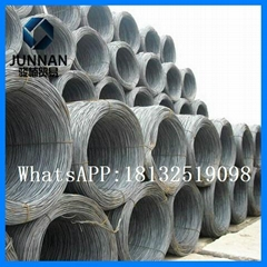 Q195 5.5mm hot rolled wire rod