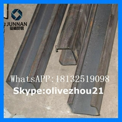Q195Hot RolledLow Carbon Tangshan U Section Steel