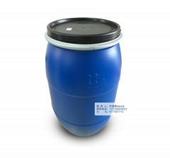 广东125L开口桶涂料桶铁箍桶