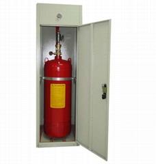 海灣櫃式七氟丙烷滅火裝置