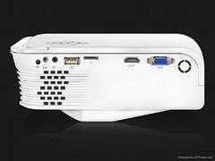 X84家用高清微型迷你1080P投影机 儿童投影仪