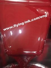 高含量膠印熱昇華油墨 膠印熱轉印油墨弗萊茵廠家直銷
