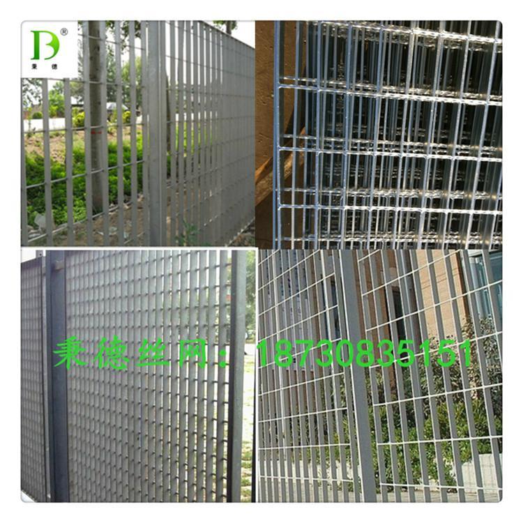 格栅板护栏 5