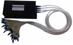 南宁供应光纤光电传输设备1分32芯机械式光开关