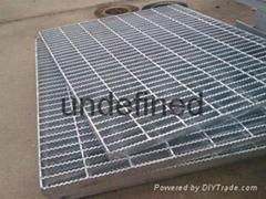 供應熱鍍鋅鋼格板