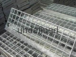 供應熱鍍鋅鋼格板 2