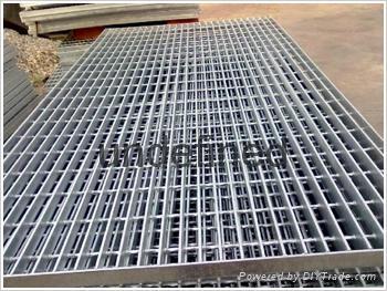 供應熱鍍鋅鋼格板 3
