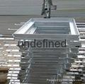 齒型防滑踏步板適用於石油工作平台 2