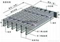 齒型防滑踏步板適用於石油工作平台 4