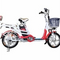 16 Inches 48V 10AH Family Health Cheap Bending Beam Electric Motor Bikes 1