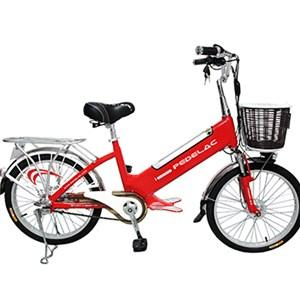 22 Inches 350W Smart High-end Lithium Battery Electric City Bikes 1