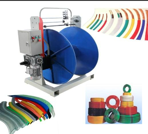 New rubber hose and  cable and  rope take up machine coiling machine 1