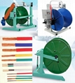 New rubber hose and  cable and  rope take up machine coiling machine 3