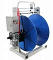 New rubber hose and  cable and  rope take up machine coiling machine 5