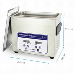 wholesale Household mini ultrasonic cleaner for kitchen equipment