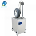 Auto parts Tyre ultrasonic cleaning