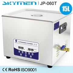 15L ultrasonic bath equipment with digital key for dental application