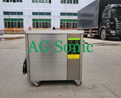 Auto parts Cleaning machine Industrial Ultrasonic Cleaner